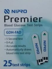 Nipro premier Blood Glucose test Strips