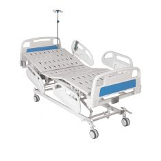 Electric ICU Bed - ABS Panel & ABS Railing