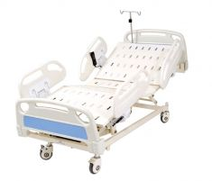 Electric ICU Bed with ABS Panel and ABS Railing   (Al-E03)