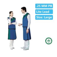 Lead Skirt Apron 0.25_mm_pb_lite lead Large