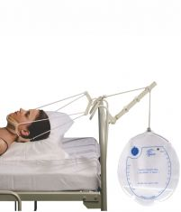 Cervical Traction Kit - Sleeping With Weight Bag