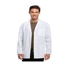 Doctor Coat Short-Full Sleeves (Color White)