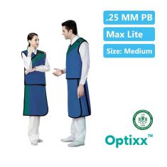 Double Sided apron 0.25_mm_pb maxlite_medium W/G-55 L-100 (Model-Optixx)