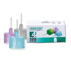 Dispovan Insulin Pen Needle Length - 4 mm, 32 Gauge
