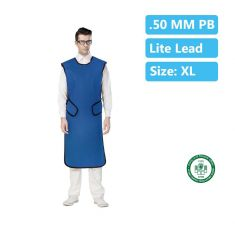 Lead Apron 0.50mm Pb Lite lead Size - XL