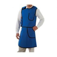 Apron lead vest model optixx 0.50mm pb 0.5/0.25mm pb otb-green medium w/g-55,l-57 (with otbliss logo) - 52441