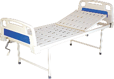 Mechanical Semi Fowler Bed with ABS Panels Model - (ASF-M14)