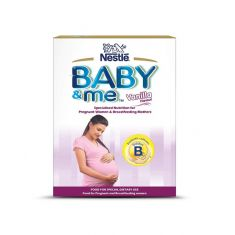 Nestle Baby and Me Maternal Nutrition Supplement, 400g
