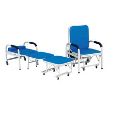 Attendant Bed cum Chair (Std.) (Imported)