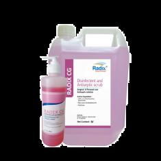 RADIX CG - Disinfectant and Antiseptic Scrub - 500 ml
