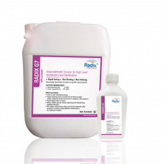 RADIX - G7 - Glutaraldehyde Solution for High-level Disinfection and Sterilization
