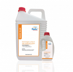 RADIX - SIL10 - Aerial Fumigant - Surface & Water Disinfectant Solution