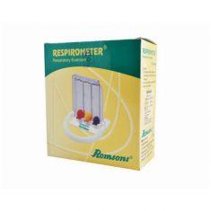 Romsons Respirometer Spirometer Lung Exerciser