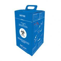 Sharps Disposal Cardboard Box