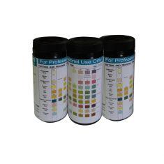 Urisign (10P) ( Glucose, Protein, Ketone, ph, sp gravity Blood Bilirubin, Urobilirogen )