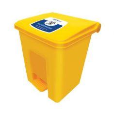 Waste Bins with foot Paddles - 35 Liters