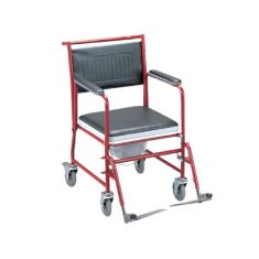 Commode - Wheel Chair