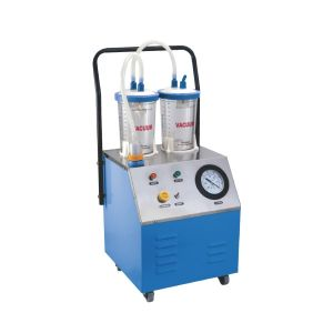 Suction machine - 0.50 H.P. Suction Apparatus