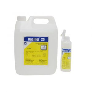 Bacillol - 25 - Surfaces & Equipment Disinfectant