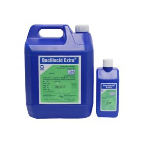Bacillocid Extra - Surface & Equipment Disinfectant concentrate