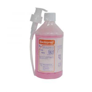 Bactoprep Alcohol Skin Antiseptic