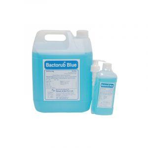 Bactorub Blue Alcohol Hand Rub & Skin Antiseptic