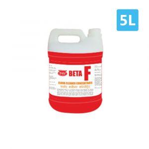 BETA F - Detergent Based Floor Cleaner Size - 5 Liters