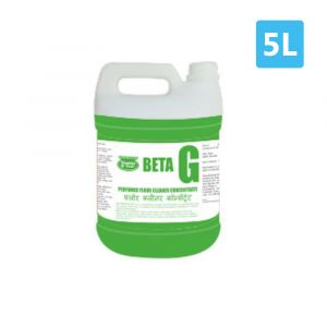 BETA G - Detergent Based Perfumed Floor Cleaner Concentrate Size - 5 Liters
