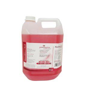 CHG Alcohol Hand rub disinfectant - Rapid Action 5 Ltr.