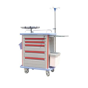 Emergency Trolley (ABS) (IMPORTED)