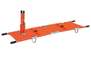 Folding Stretcher 2 Fold (Alum.) (IMPORTED)