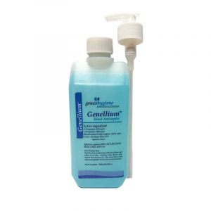 Genellium Alcohol Hand Rub & Skin Antiseptic 500ml