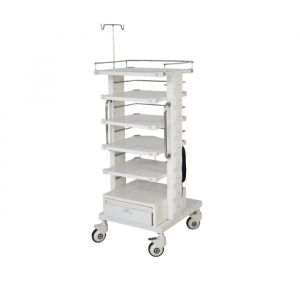 Laparoscopic  Monitor Trolley