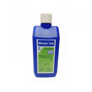 Mikrobac forte - Aldehyde free Cleaning Disinfectant