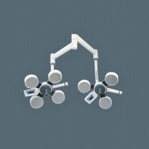 Allengers Double Dome Ceiling Mounted 7 LED's OT Light
