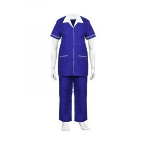 Nurse Uniform (Color-Royal Blue)