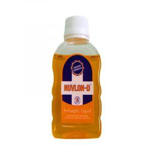 Nuvlon - D Antiseptic Liquid