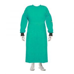OT Gown Plain (Color Green)