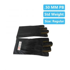 Lead Gloves - .50mm PB std weight