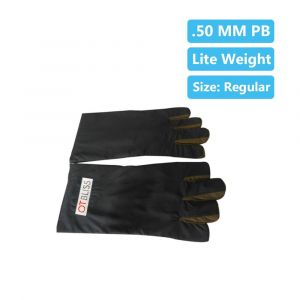 Lead Gloves - Lite weight .50 mm Pb