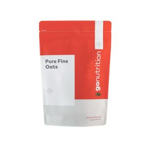 GoNutrition Pure Fine Veg Oats - 1Kg
