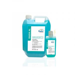 RADIX - AL - Alcohol Hand rub disinfectant