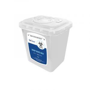 Sharp box container