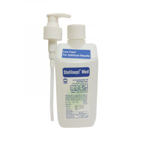Stellisept Med - Anti-microbial body cleansing & Skin antiseptic lotion