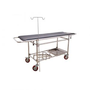 Amerey™ Stretcher Trolley Stainless Steel