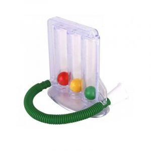 Medisurgical -  Three Ball Spirometer Lung Exerciser