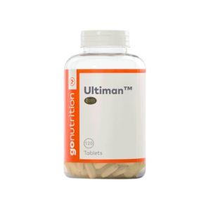 GoNutrition Ultiman -120 Tablets