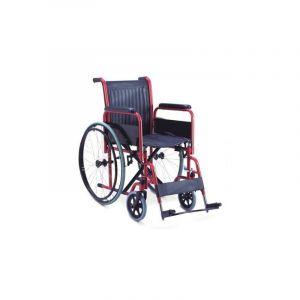 Amerey Wheel Chair Folding Powder Coated Mild Steel