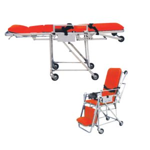 Ambulance Stretcher cum wheelchair (Imported)