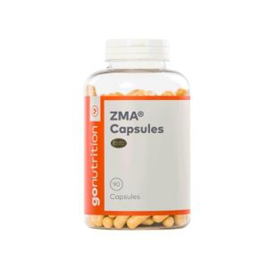 GoNutrition ZMA 500mg -90 Capsules